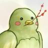Blender Gimp2 梅に鶯 背景素材ブログ