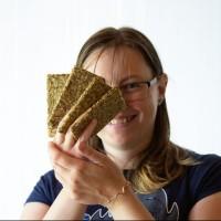 Rustikt glutenfrit Havrebrød