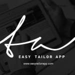 Tailoring App and Tailoring Software