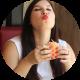 Romy Burgermädchen