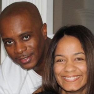 Cedric and Christel Wells