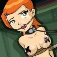 Kim Possible Porn Story: A Heated exchange - part 2