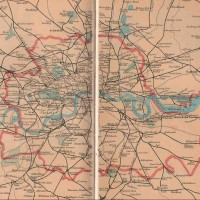 'Patch Map' of Wanstead Flats