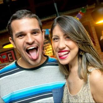 Linda e Caio