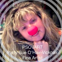 Patty Sue O'Hair - Vicknair Artist or PSOVART