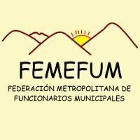 FEDERACION METROPOLITANA DE FUNCIONARIOS MUNICIPALES ELIGIÓ NUEVA DIRECTIVA