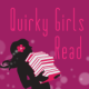 quirky girls read