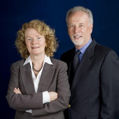 Jeanne Fleming and Leonard Schwarz