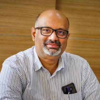 Dr Rajesh Purushothaman