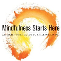 Mindfulness Starts Here! - Magazine cover
