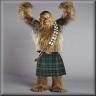 Kilted Wookie
