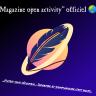 Magazine open activity'' officiel