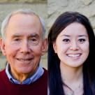 Thomas Ehrlich and Ernestine Fu