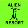 Coy of Alien Resort