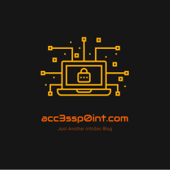 Road to OSCP – Part 1 – acc3ssp0int's blog