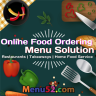 Restaurant Online Menu Ordering System