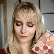 makeup tutorial by denitslava warm toned smokey eye ask jana leigh