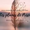 Les plumes de Prisci